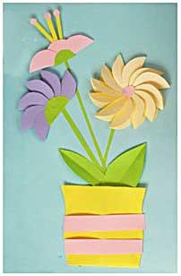Открытки для мам 8 марта для детей