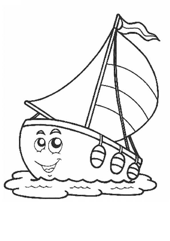 Морские картинки для детей раскраски