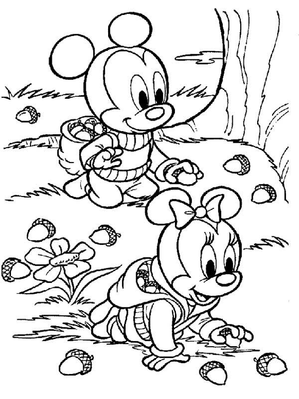 Раскраски мышата для детей