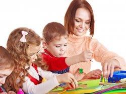Выбираем частный детский сад для своего малыша