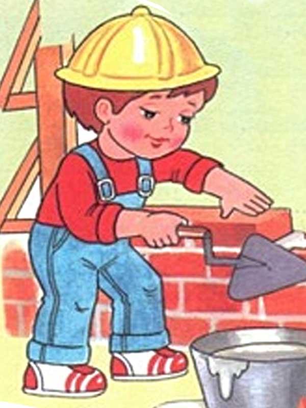 Профессии картинки для дошкольников в картинках 10
