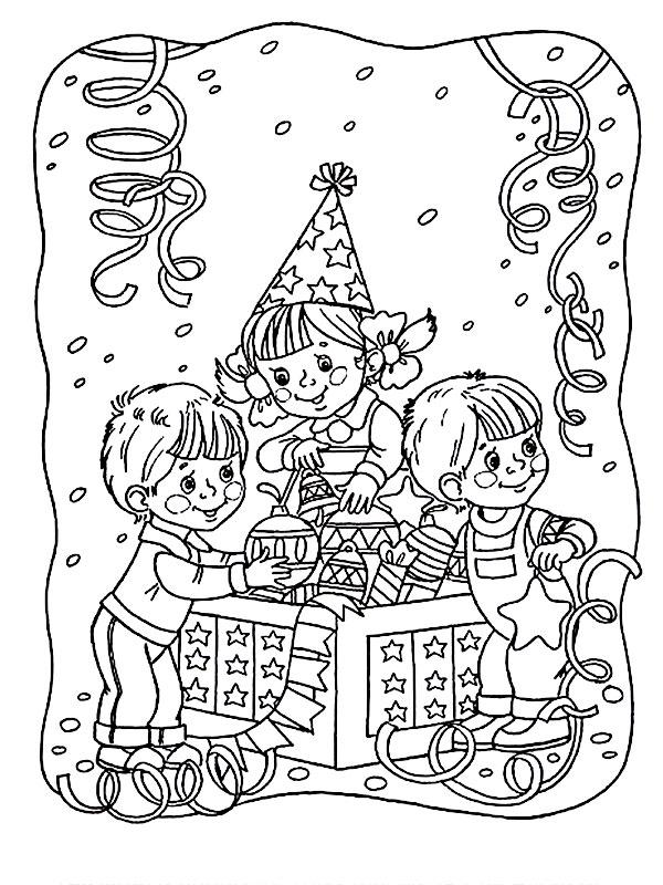 Выставка детского рисунка зимняя сказка
