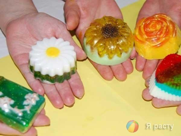 Варение мыла домашних условиях