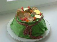 Тортик ко дню рождения