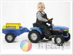 Загадки о тракторах