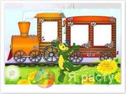 Загадки про поезда и пароходы