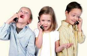 дети и телефон
