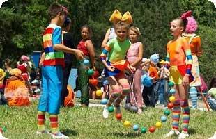 международный детский лагерь