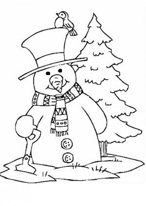 Снеговик или Снежная баба?