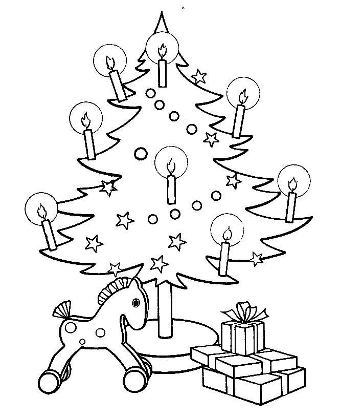 Хороших вам, картинки с новогодней елкой распечатать