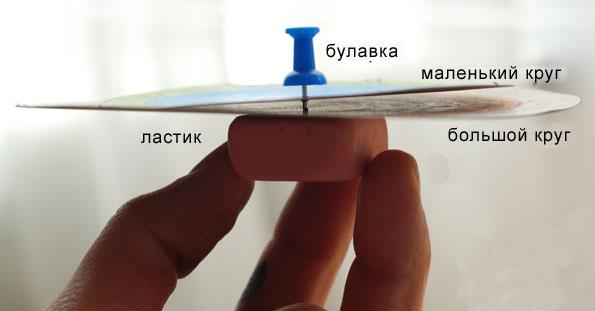 кодирующее устройство. игрушка из бумаги
