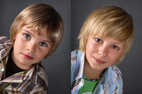 Подростковые стрижки для мальчиковПРИЧЕСКИ и УХОД за Детские прически для мальчиков жесткий волос фото