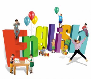 Обучение детей 2х и 3х лет английскому языку