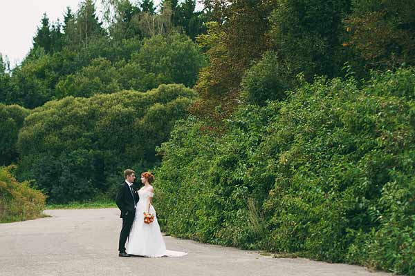 свадьба Сережи и Женечки