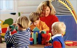 Детский сад как репетитор перед школой
