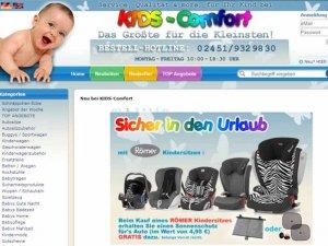Обзор зарубежных интернет-магазинов товаров для детей