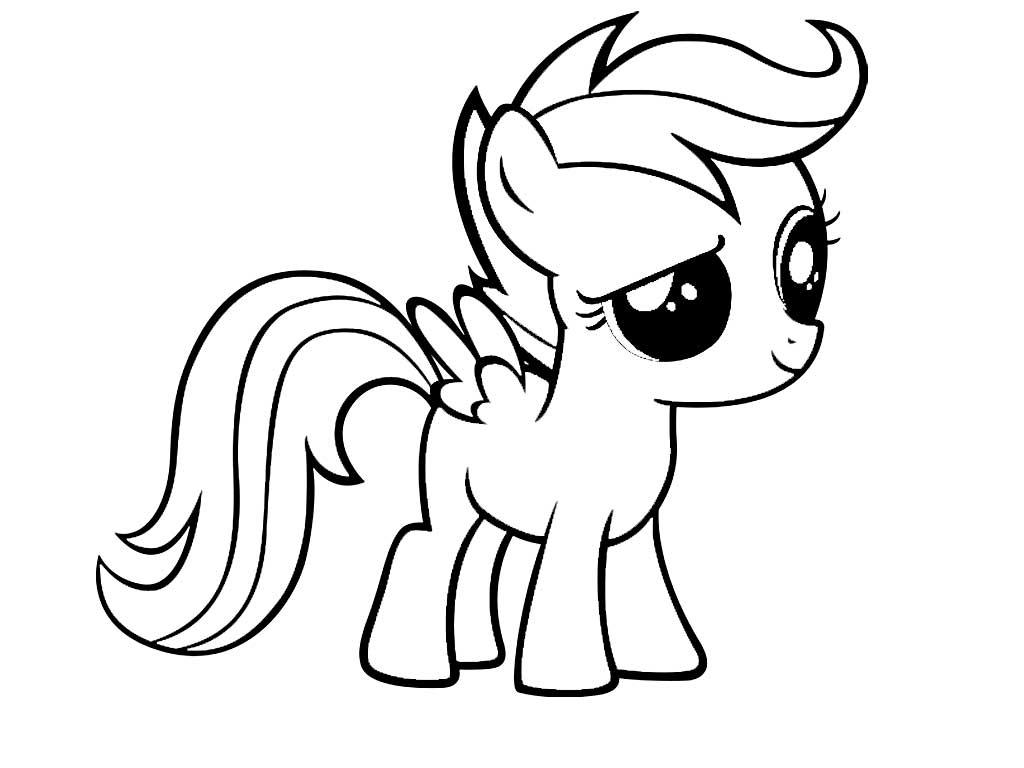 мой маленький пони раскраски я расту сайт интересных и