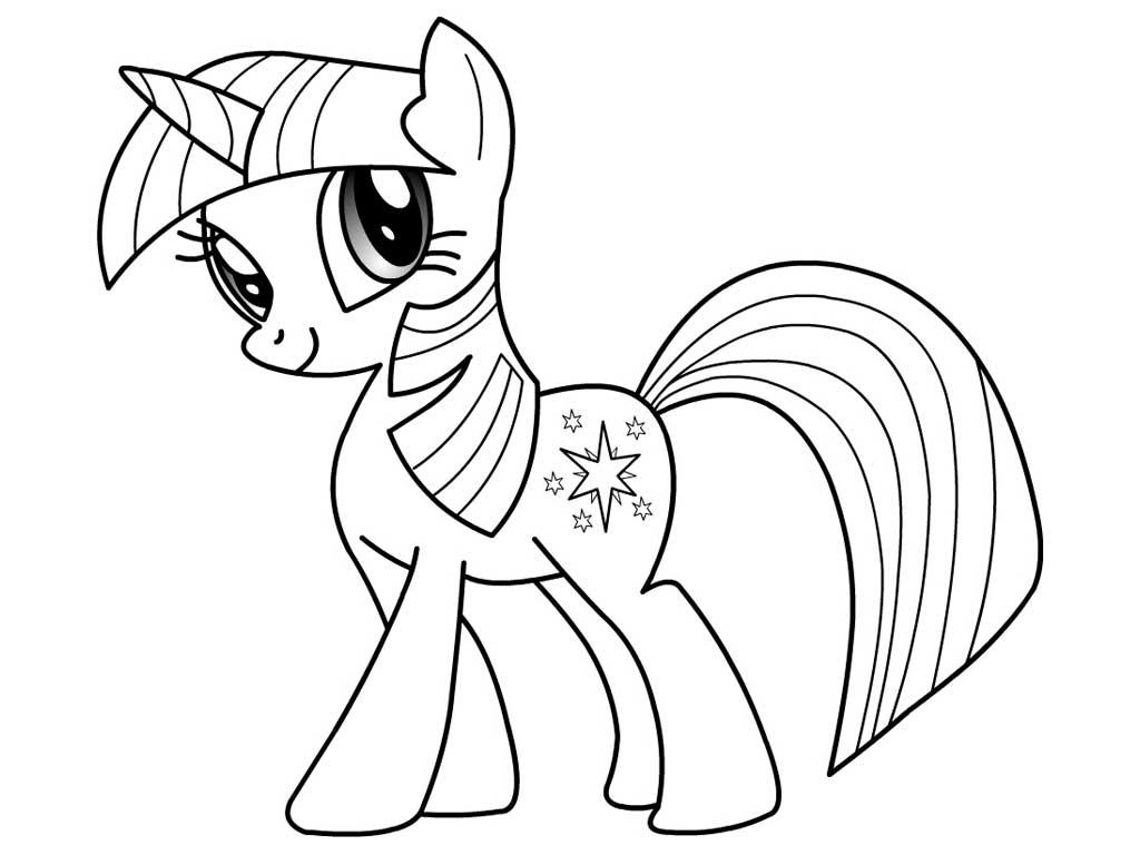 Раскраски мой пони рарити
