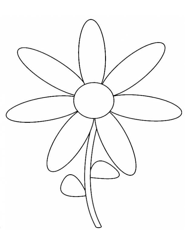 цветик семицветик раскраска картинки
