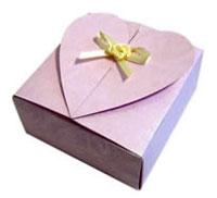 коробка из картона