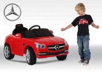 Как подобрать электромобиль для ребенка