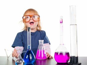 Детское научное шоу: развиваемся и развлекаемся!