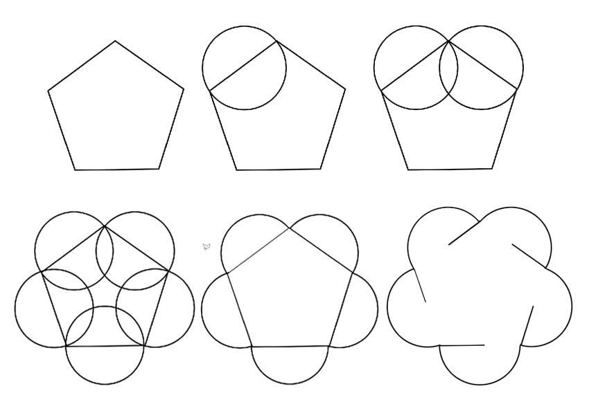 Открытки, как сделать объемный шар для открытки