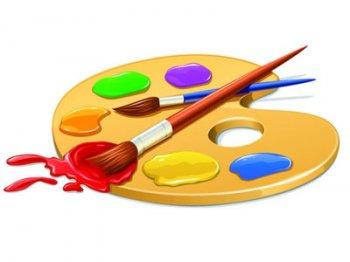 Краски для рисования: виды и особенности