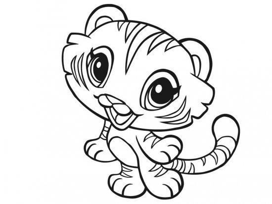 Тигры и львы