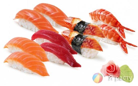 Как приготовить нигири-суши?