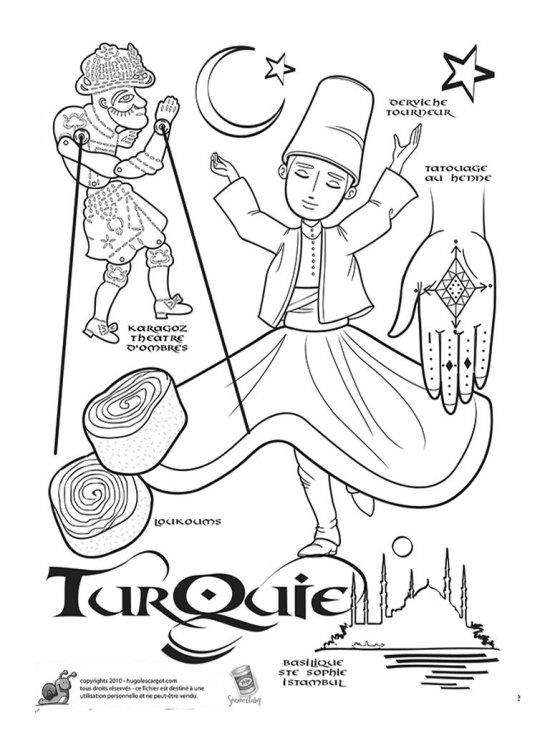 Костюмы и традиции народов мира. Часть 3