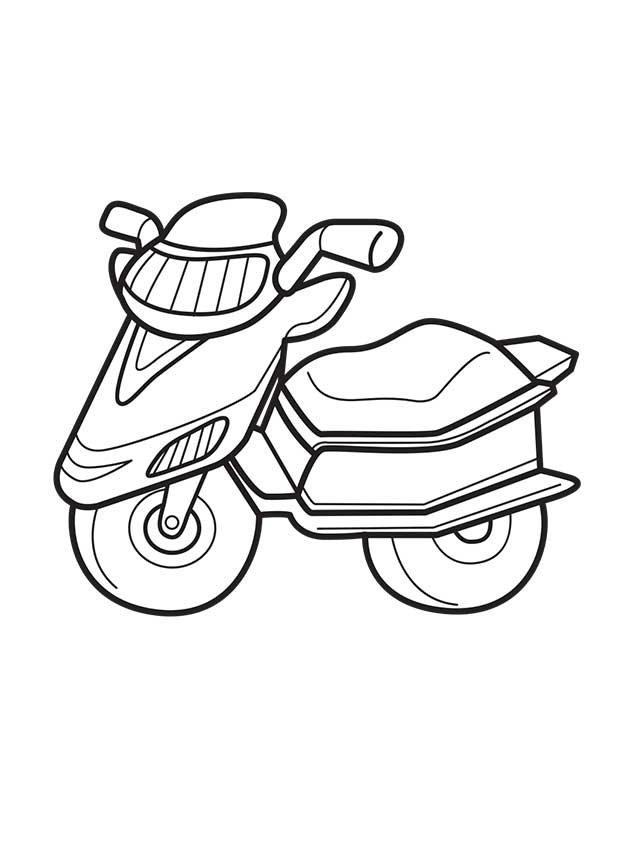 как сделать пластик на скутере своими руками - Prakard | 842x620