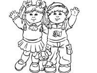 До свидания, детский сад!. Буквы для плаката формата А4