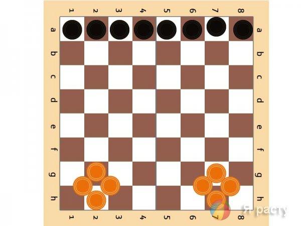 Игры на шахматной доске. Чапаев