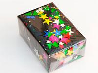 Коробка с конфетти