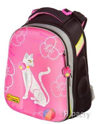 Рюкзак школьный Hummingbird T9 Кошка