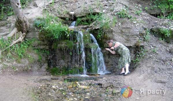 качественную питьевую воду
