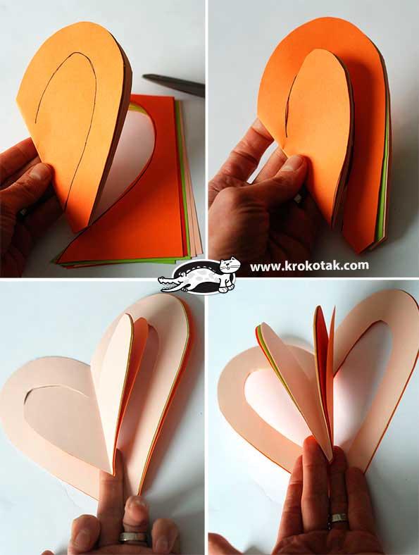 Валентинка - записная книжка