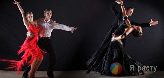 Школа танцев для детей в Калуге «ТЦ Легенда»
