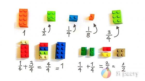 Конструктор Лего - лучший подарок
