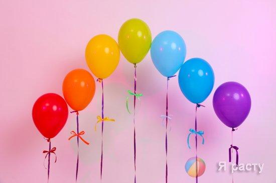 Латексные воздушные шарики оптом