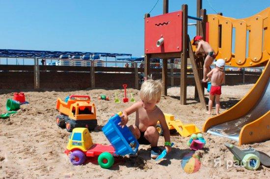 Идеальный отдых с детьми в Испании