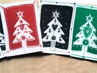 Оригинальные новогодние открытки