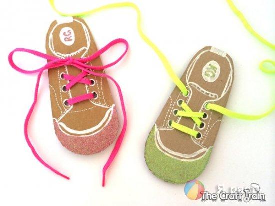 шнуровка для малышей