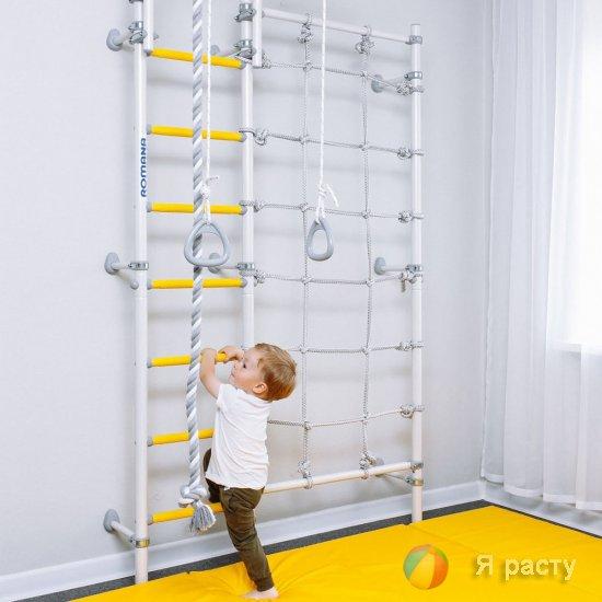 Выбираем шведскую стенку для укрепления спины