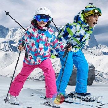Как выбрать детский горнолыжный костюм?